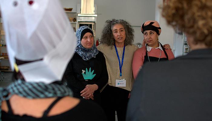 8M mujeres refugiadas