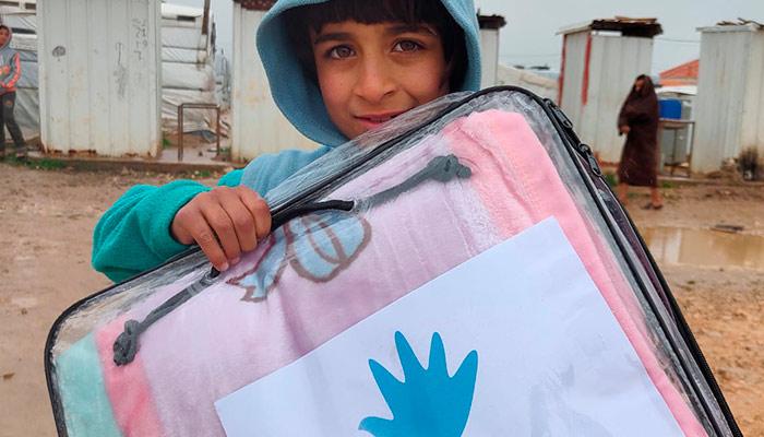 Ayuda libano
