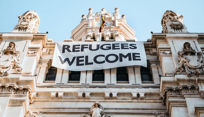 Día mundial personas refugiadas
